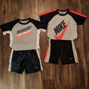 Nike Shorts Outfit